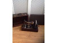 Singer sewing machine working condition