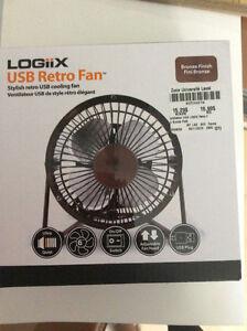 USB Retro Fan