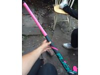 Fibreglass Slazenger hockey stick - great condition!