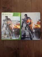 Battle field 4 Xbox 360 versiob