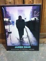 Boulevard of broken dreams poster James dean