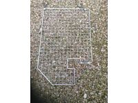 Ifor Williams 510 horse trailer head partition
