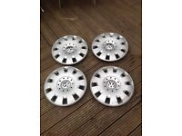 VW Transporter Wheel Trims 16in - Used