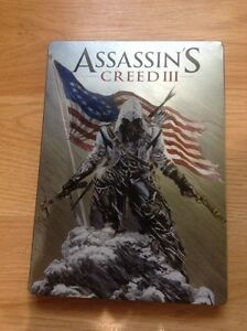 assassin's creed 3 Metal case