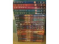 Dvds friends and dr who