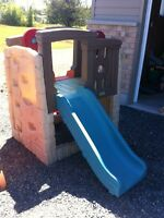 Little tikes play structure