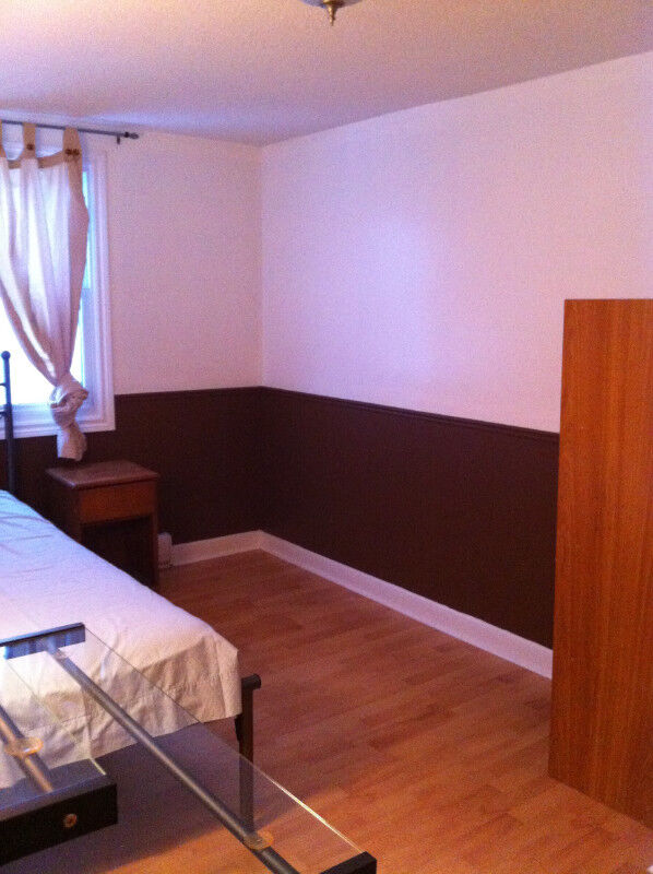 Chambre Meuble Clean Furnished Room Down Town Minutes From Ottaw
