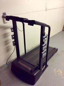 Weslo cadence treadmill..fold up to save space