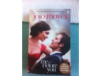 Brand new Me Before You book