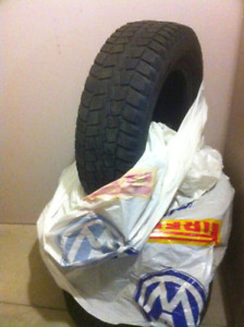 WINTER TIRES 216/70r16