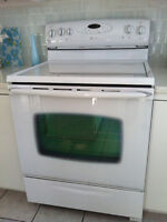 Maytag stove - convection