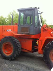 Loader Hitachi LX 100 1990