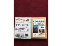 2 fishing books