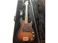 US Fender P Bass quitar