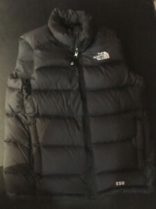 The North Face Youth Down Vest