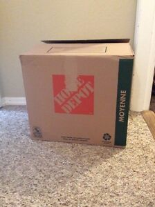 Boxes for moving
