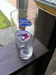 Toronto Blue Jays / Bud Light 20 oz. Logo Glass