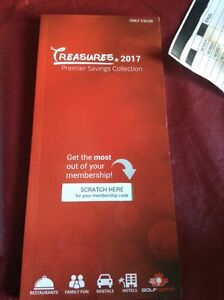 Treasure book 2 left Kitchener / Waterloo Kitchener Area image 1