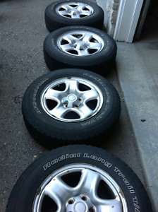 Tires excellent condition need gone garage full
