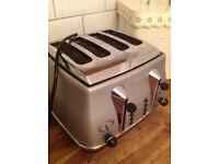 Twin toaster