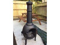 Chiminea / wood burner