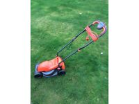 Flymo Chevron Lawnmower (Can Deliver)