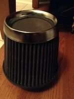 Cold air intake air filter