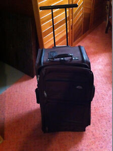 Samsonite Large EZ cart Suiter luggage Kitchener / Waterloo Kitchener Area image 4