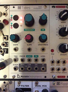 Eurorack Mutable Instruments, Expert Sleepers, TipTop Audio