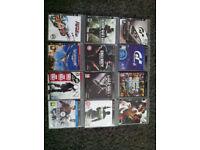 PS3 games £30 job lot