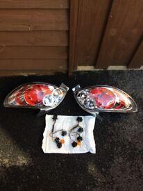 Peugeot 206 Rear Lights