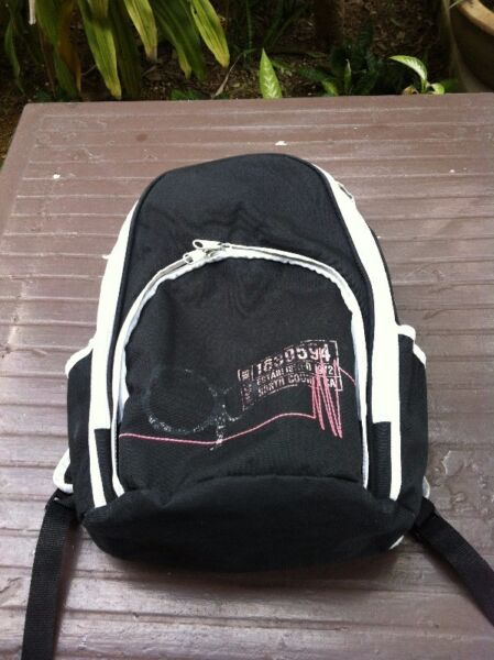 OP haversack. Dimension 40 x 28 x 15cm. In good working condition.
