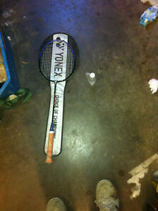 badminton stuff