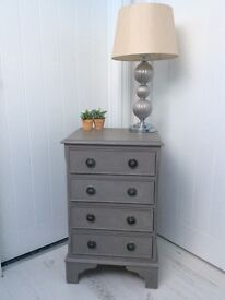 Draw Unit Hand Painted in Annie Sloan