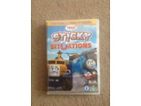 Thomas and Friends Dvd - Sticky Situations