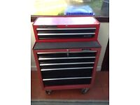 Clarks/Halfords Professional Tool Chests