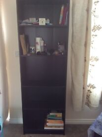 Bookshelf, coffee table, side table - different prices