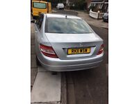 2011 mercedes c180 executive package 1.8