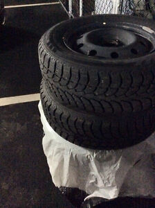 Winter Claw Tires in EXCELLENT condition