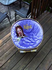 Parc, Chaise haute pour poupée et Chaise Bratz enfant