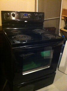 Great deal on electric self cleaning stove!
