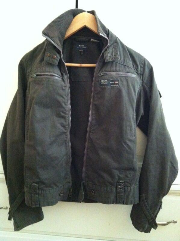 Genuine G star jacket size small