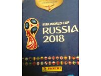 Russia World Cup 2018 panini sticker swaps - updated lists 24/05 1130