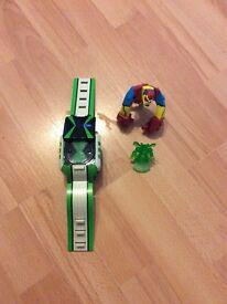 Ben 10 toy watch