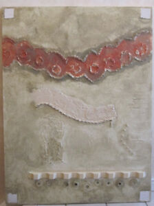 Two Large Original Abstract Paintings/Two Original Oil Paintings