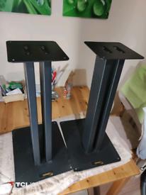 Target speaker stands