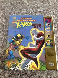 Golden Sound Story X-Men Repo Man
