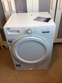 BEKO Condenser Dryer DCX71100W