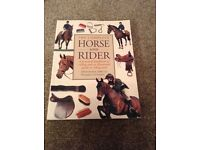 The complete horse and rider handbook of riding and riding tack