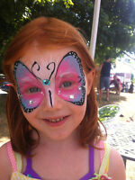 Face Painting by Lauren!